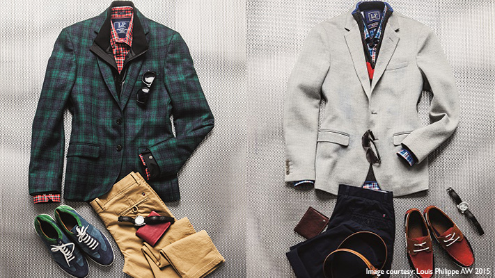 trendy fashionable holiday wear for men