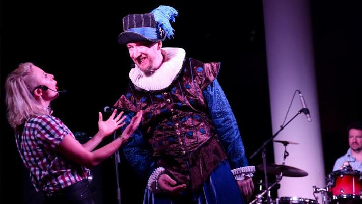 twelfth night shakespeare play