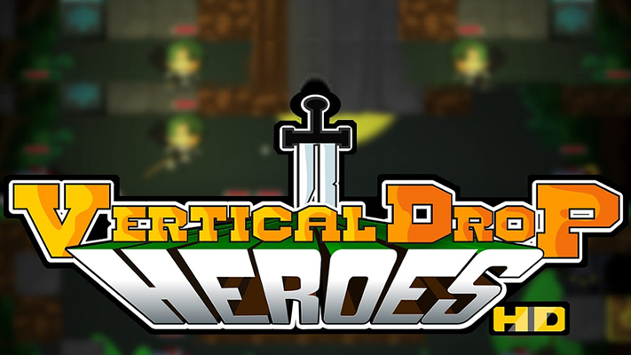 Vertical drop heroes hd pc rpg Games 2014