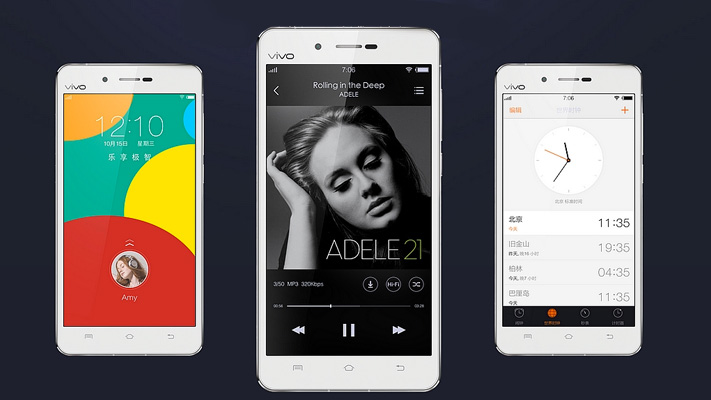 vivo x5max features and specifications