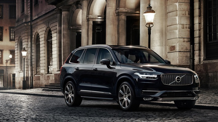 volvo xc90 top luxury suvs