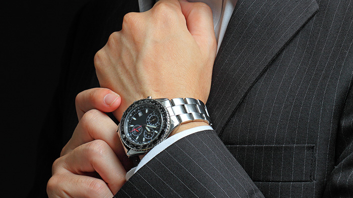 watch wardrobe essentials for every man