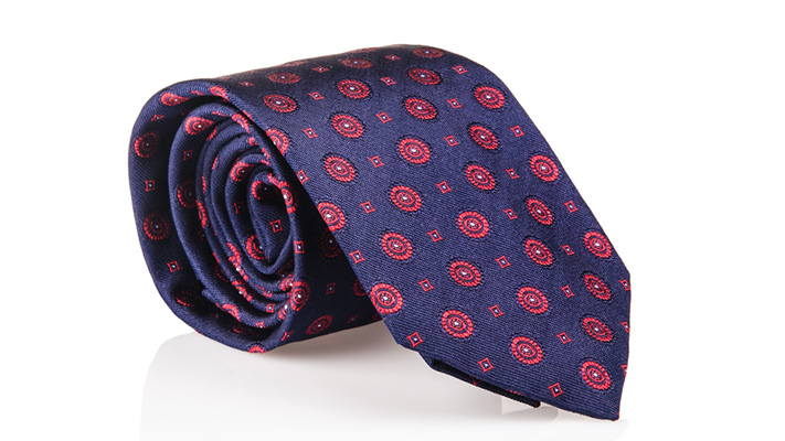 Ways to take care of neckties