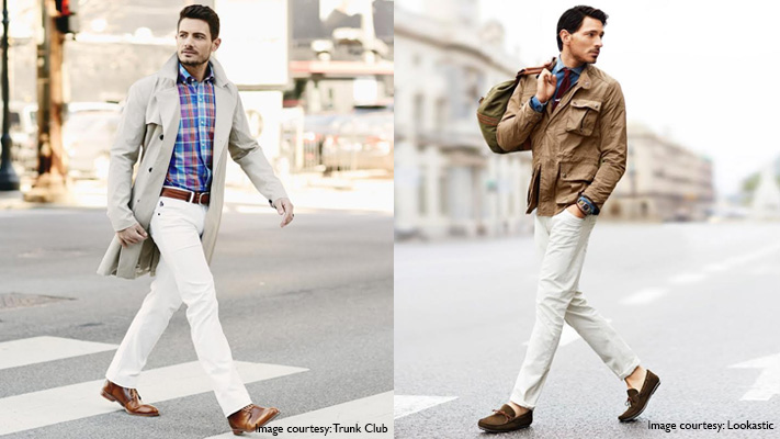 white jeans fashion for men