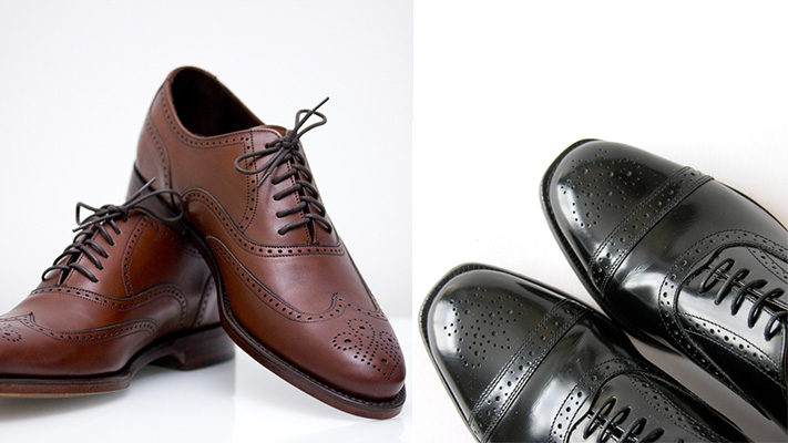 wingtips fashionable shoes for men