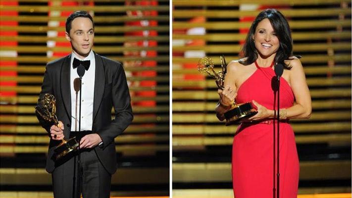 Winners best comedy roles Emmys 2014