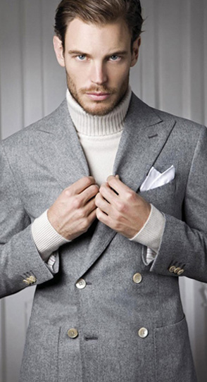 Winter clothing for men