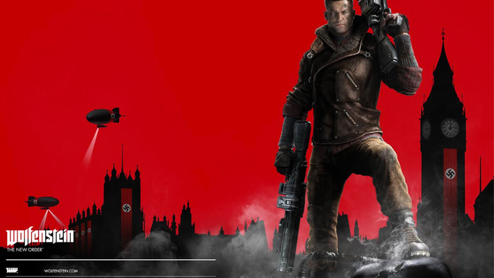 Wolfenstein the new order best fps games 2014