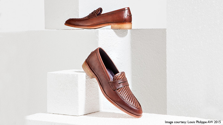 woven loafer shoes for men winter touch