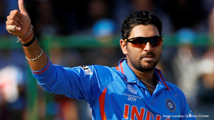 yuvraj singh most hat tricks in ipl